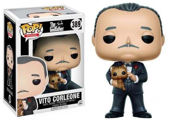 Фигурка Funko POP! Vinyl: The Godfather (Крестный Отец): Vito Corleone 4714