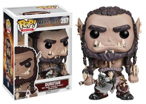 Фигурка Funko POP! Vinyl: Warcraft: Durotan 7468