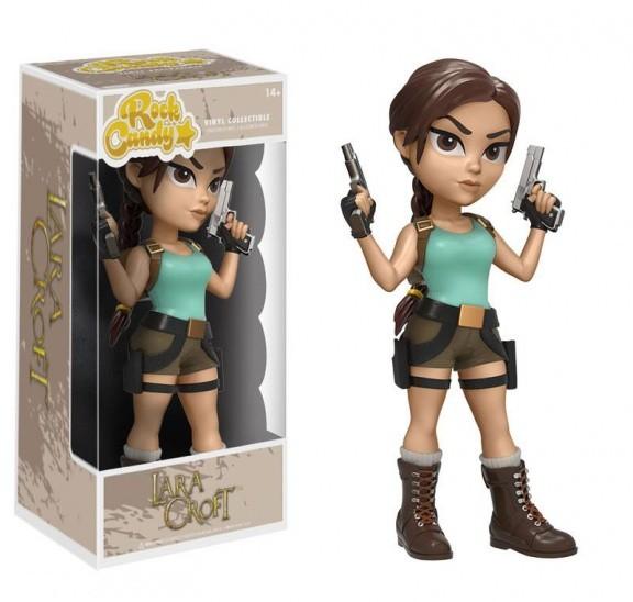 Фигурка Funko Rock Candy: Tomb Raider: Lara Croft 11644