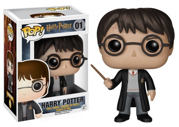 Фигурка Funko POP! Vinyl: Гарри Поттер (Harry Potter) Гарри Поттер (Harry Potter) (5858) 9,5 см