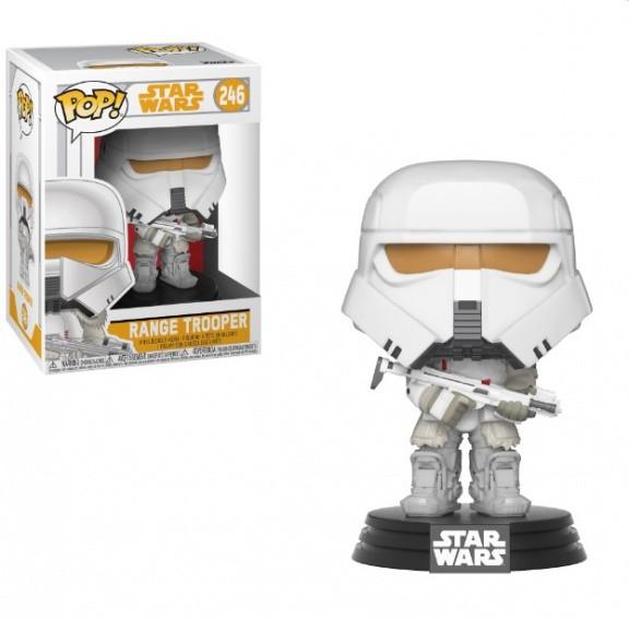 Фигурка Funko POP! Bobble: Звездные Войны: Соло (Star Wars: Solo): Range Trooper POP 19 27008
