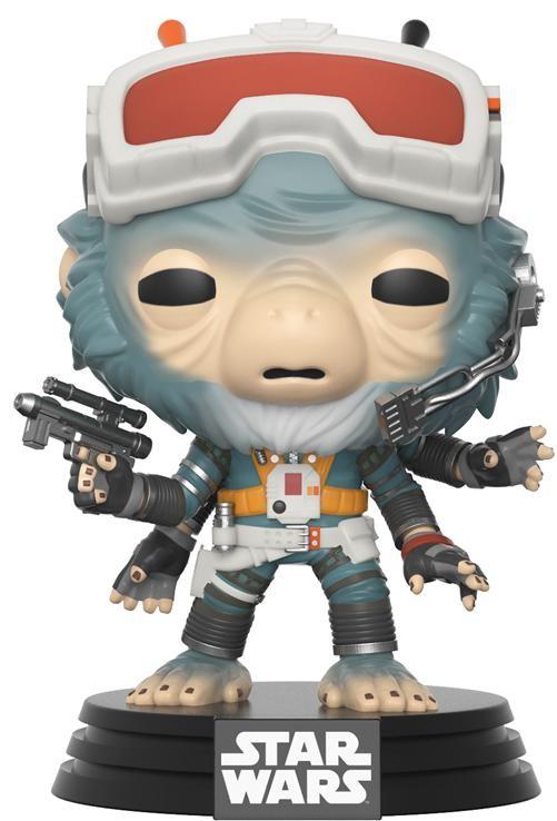 Фигурка Funko POP! Bobble: Звездные Войны: Соло (Star Wars: Solo): Рио Дюрант (Rio Durant) (26992) 9,5 см