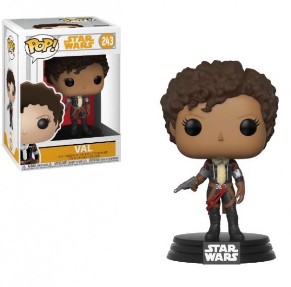 Фигурка Funko POP! Bobble: Звездные Войны: Соло (Star Wars: Solo): Val POP 14 26989