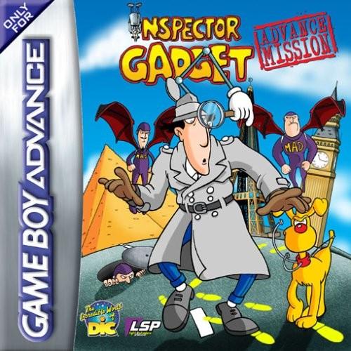 Inspector Gadget: Advance Mission Русская Версия (GBA)