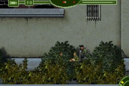 Tom Clancy's Splinter Cell Pandora Tomorrow Русская Версия (GBA)