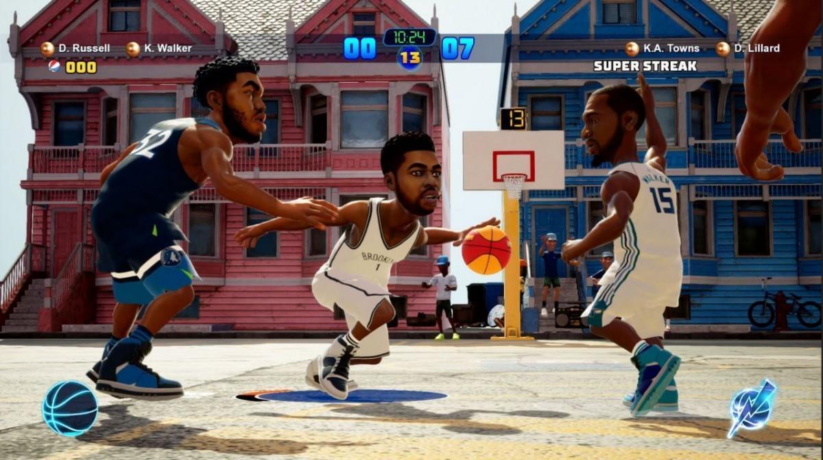 NBA 2K Playgrounds 2 Русская версия (Xbox One)