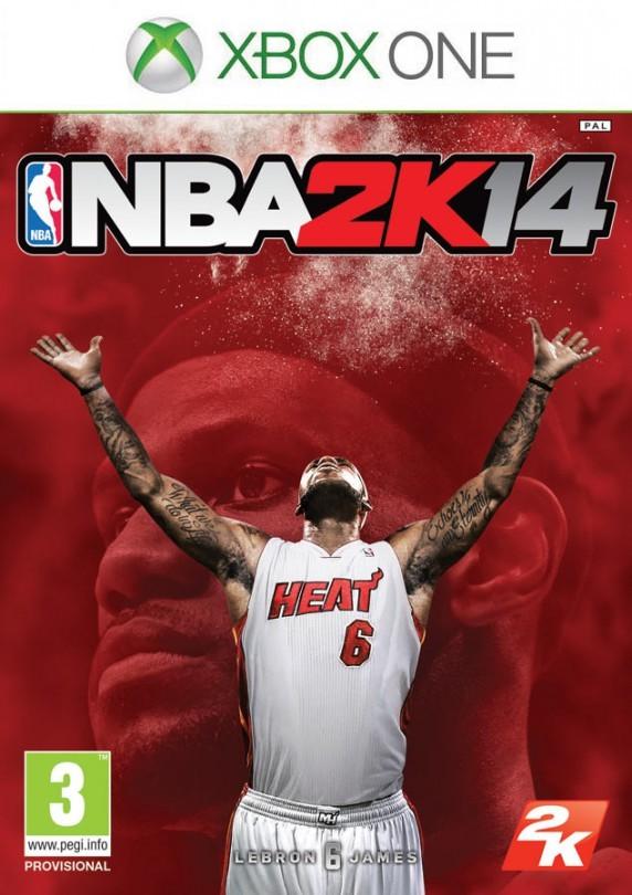 NBA 2K14 (Xbox One)