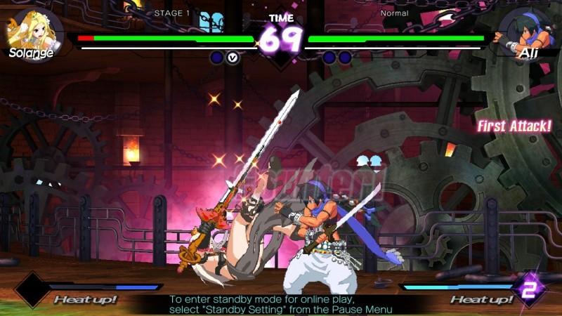 Blade Strangers (PS4)