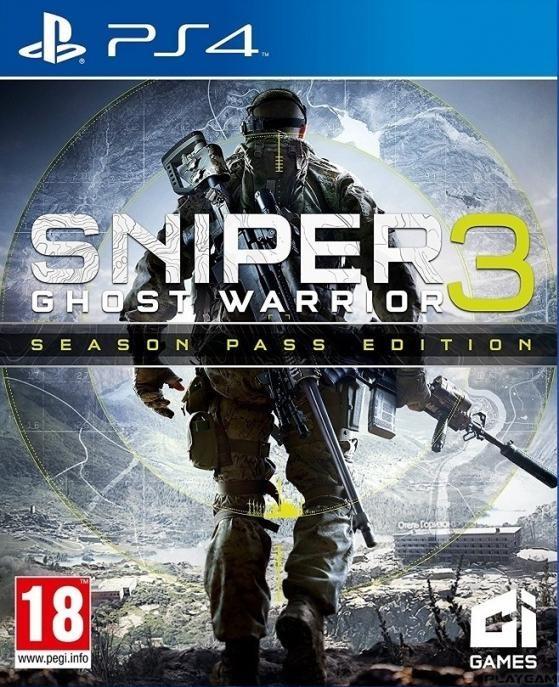 Снайпер Воин-Призрак 3 (Sniper: Ghost Warrior 3) Season Pass Edition (PS4)