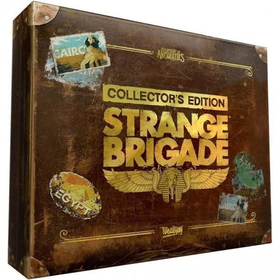 Strange Brigade Collector's Edition (Коллекционное Издание) (PS4)