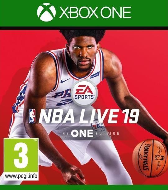 NBA Live 19 (Xbox One)