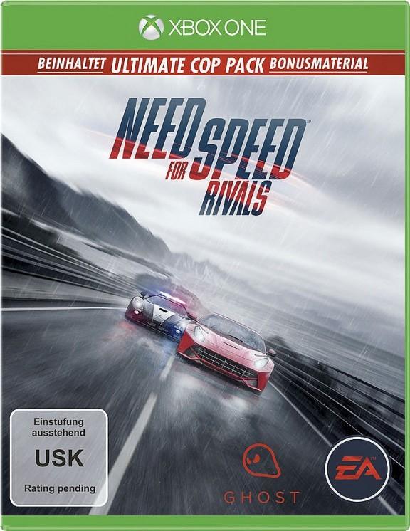 Need for Speed: Rivals Ограниченное издание (Limited Edition) (Xbox One)