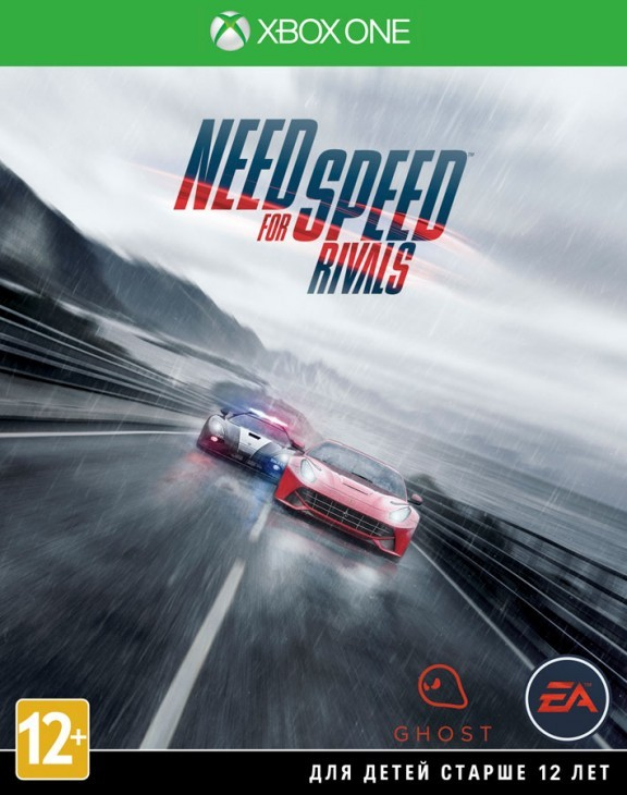 Need for Speed: Rivals Русская Версия (Xbox One)