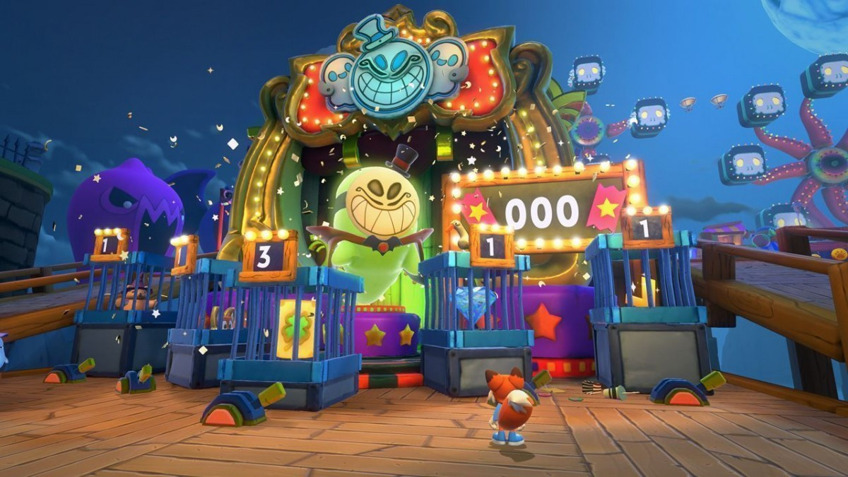 New Super Lucky's Tale (Switch)