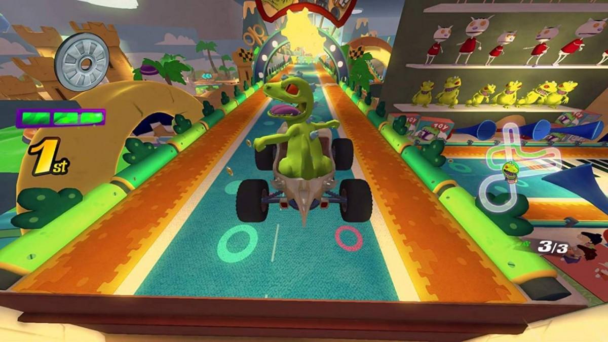Nickelodeon Kart Racers (Switch)