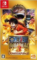 One Piece Pirate Warriors 3 (Switch)