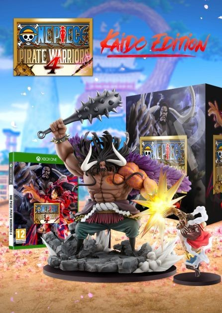 One Piece Pirate Warriors 4 Kaido Edition Русская версия (Xbox One)