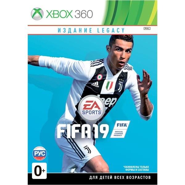 Fifa 19. Legacy Edition Русская Версия (Xbox 360)