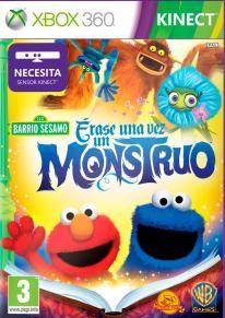 Sesame Street: Once Upon a Monster для Kinect German ver. (Xbox 360)
