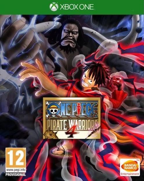 One Piece Pirate Warriors 4 Русская версия (Xbox One)