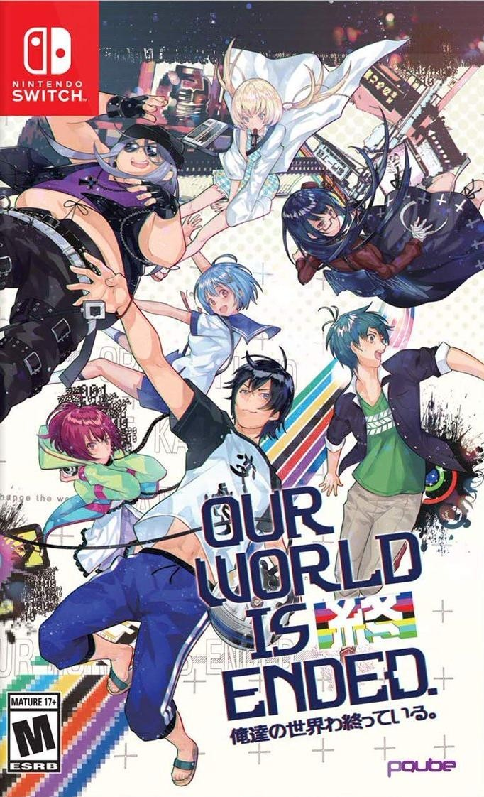 Our World Is Ended (Switch)