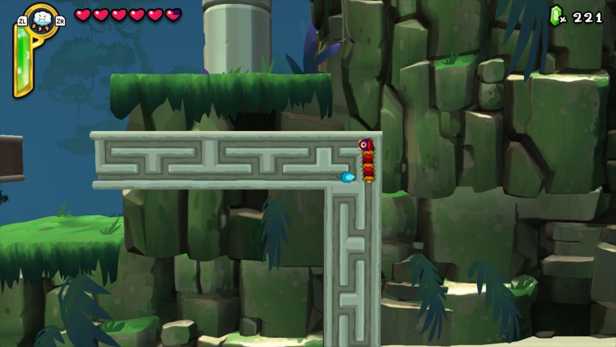 Shantae: Half-Genie Hero Ultimate Day One Edition (Издание первого дня) (PS4)