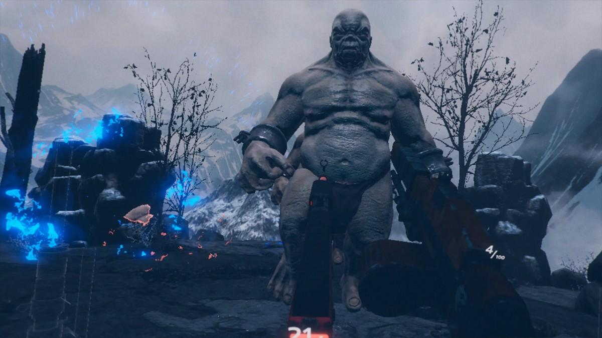 Time Carnage (Только для PS VR) (PS4)