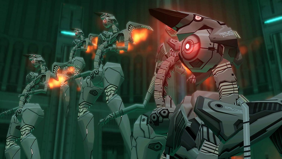 Zone of the Enders: The 2nd Runner Mars (с поддержкой PS VR) (PS4)