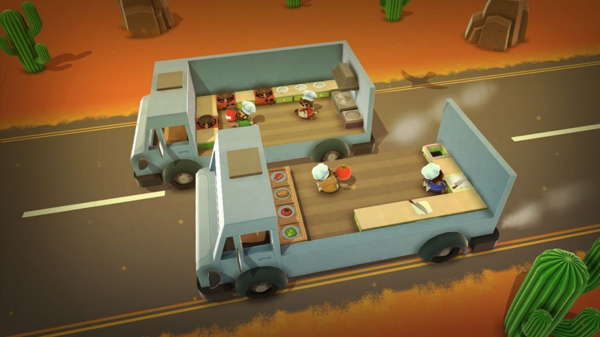 Overcooked: Special Edition (Адская кухня) (Switch)