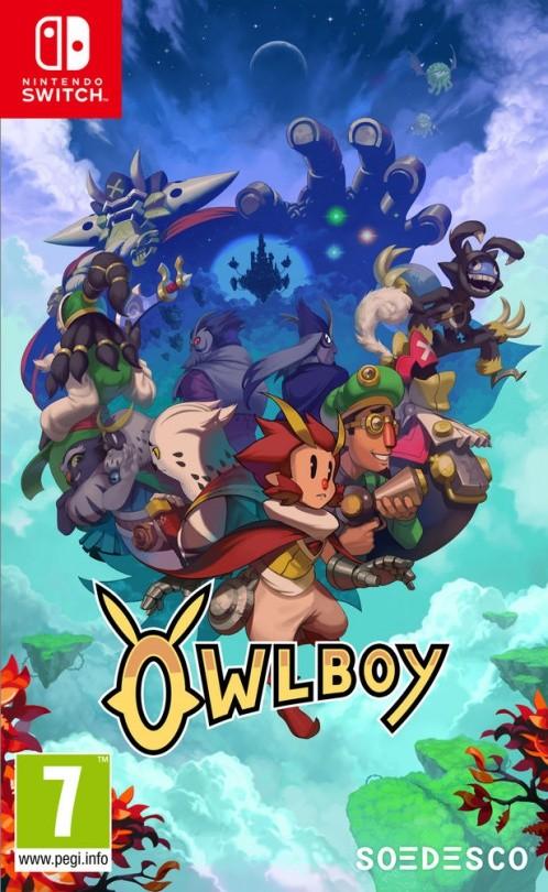 Owlboy Русская версия (Switch)