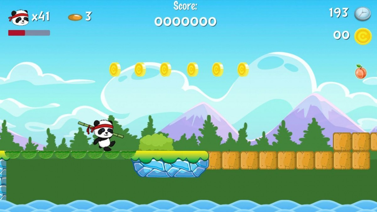 Panda Hero (Switch)