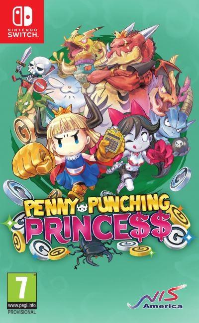 Penny-Punching Princess (Switch)