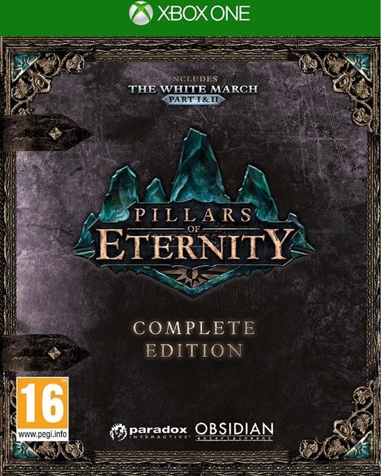 Pillars of Eternity: Complete Edition Русская Версия (Xbox One)