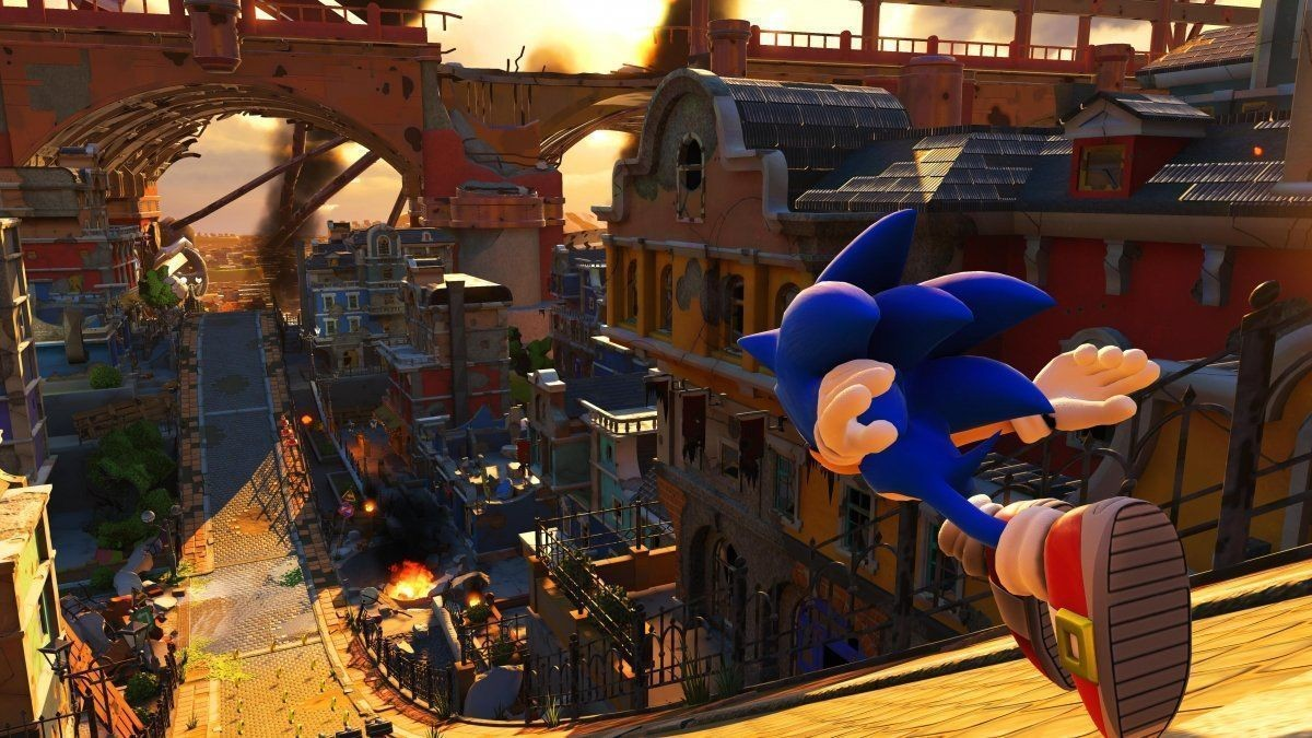 Sonic Forces + Sonic Mania Plus (PS4)