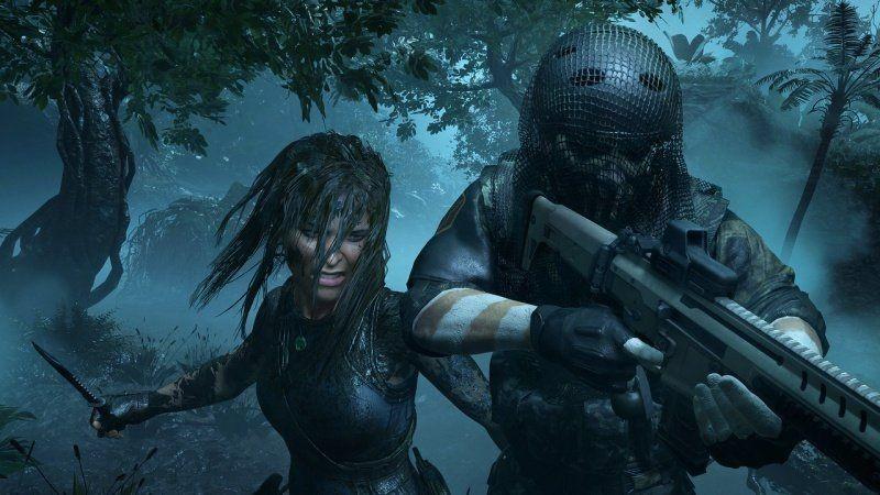 Shadow of the Tomb Raider Расширенное Издание Русская версия (Xbox One)