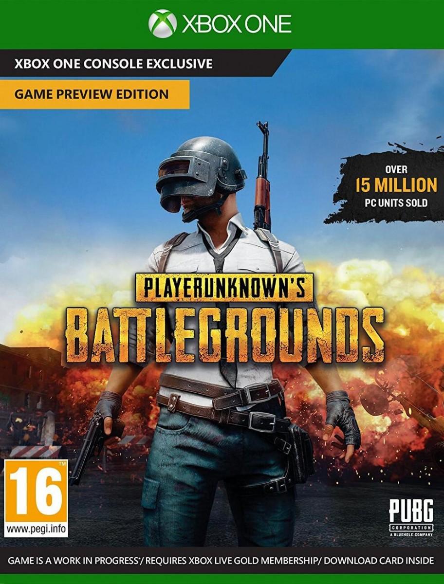 PlayerUnknown's Battlegrounds PUBG: Карта с кодом для загрузки Русская версия (Xbox One)