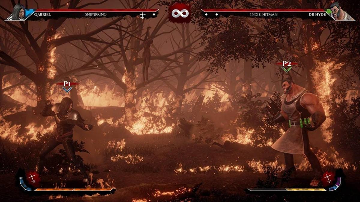 Omen Of Sorrow (PS4)