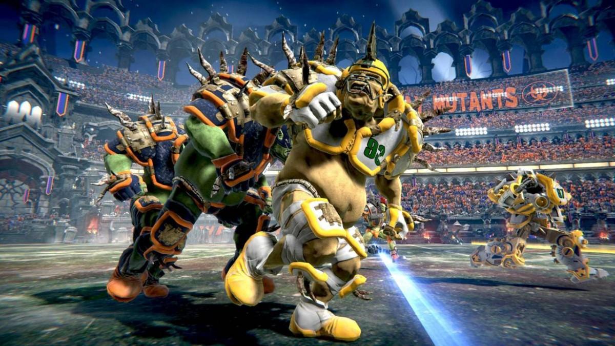 Mutant Football League: Dynasty Edition (PS4)