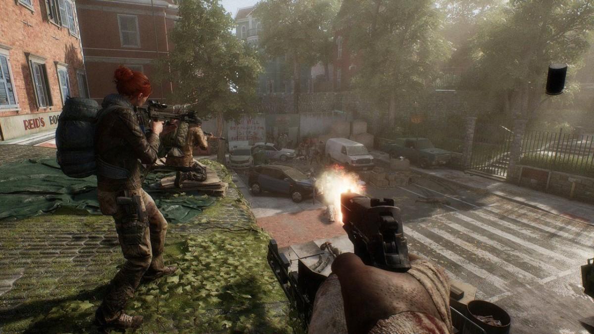 OVERKILL's the Walking Dead (PS4)
