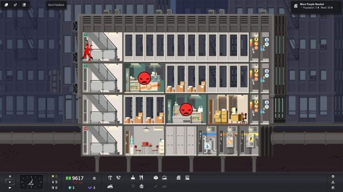 Project Highrise: Architect's Edition Русская Версия (Switch)