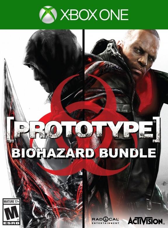 Prototype Biohazard Bundle (Prototype 1 + 2) (Xbox One)