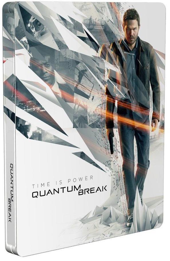Quantum Break Steelbook (Без игры) (Xbox One)