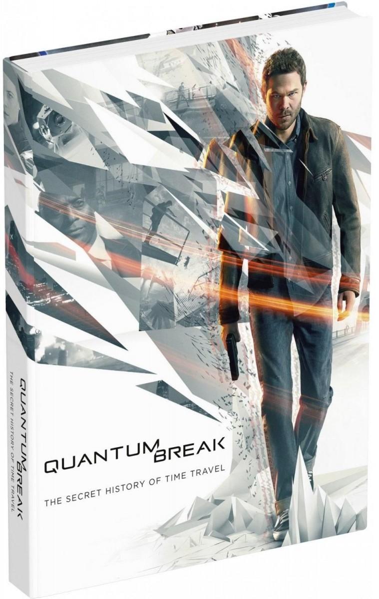 Quantum Break The Secret History of Time Travel (Xbox One)