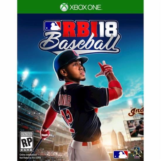 R.B.I. Baseball 18 (Xbox One)