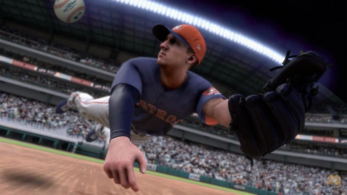 R.B.I. Baseball 19 (Xbox One)