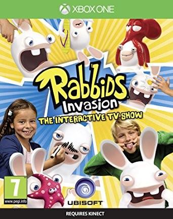 Rabbids Invasion: The Interactive TV Show (Xbox One)