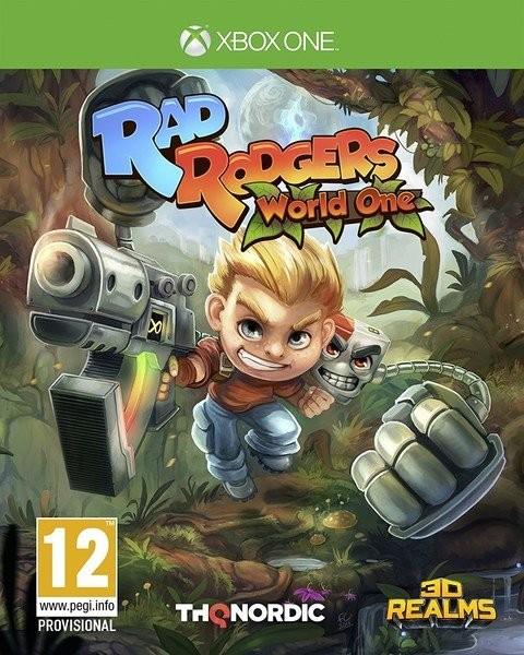Rad Rodgers: World One Русская версия (Xbox One)