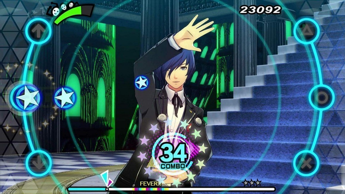 Persona Dancing: Endless Night Collection (с поддержкой PS VR) (PS4)