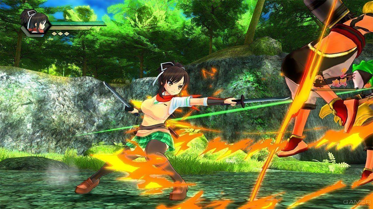Senran Kagura: Burst Re: Newal (PS4)