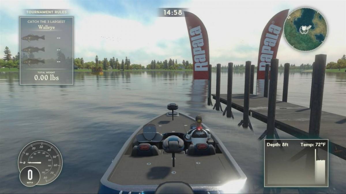 Rapala Fishing Pro Series (Switch)